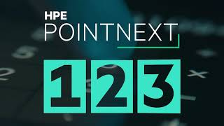 3 Step Approach to Artifical Intelligence, Data and Aalytics from HPE Pointnext