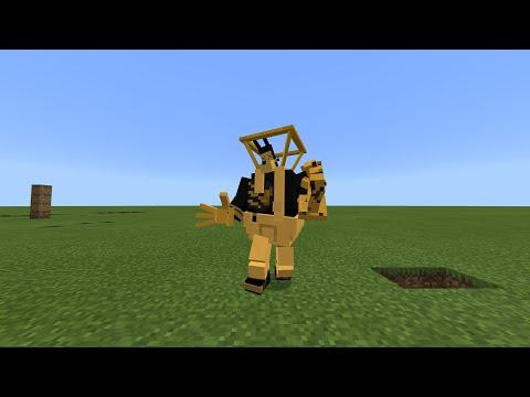 Brute Boris Boss Fight In Minecraft