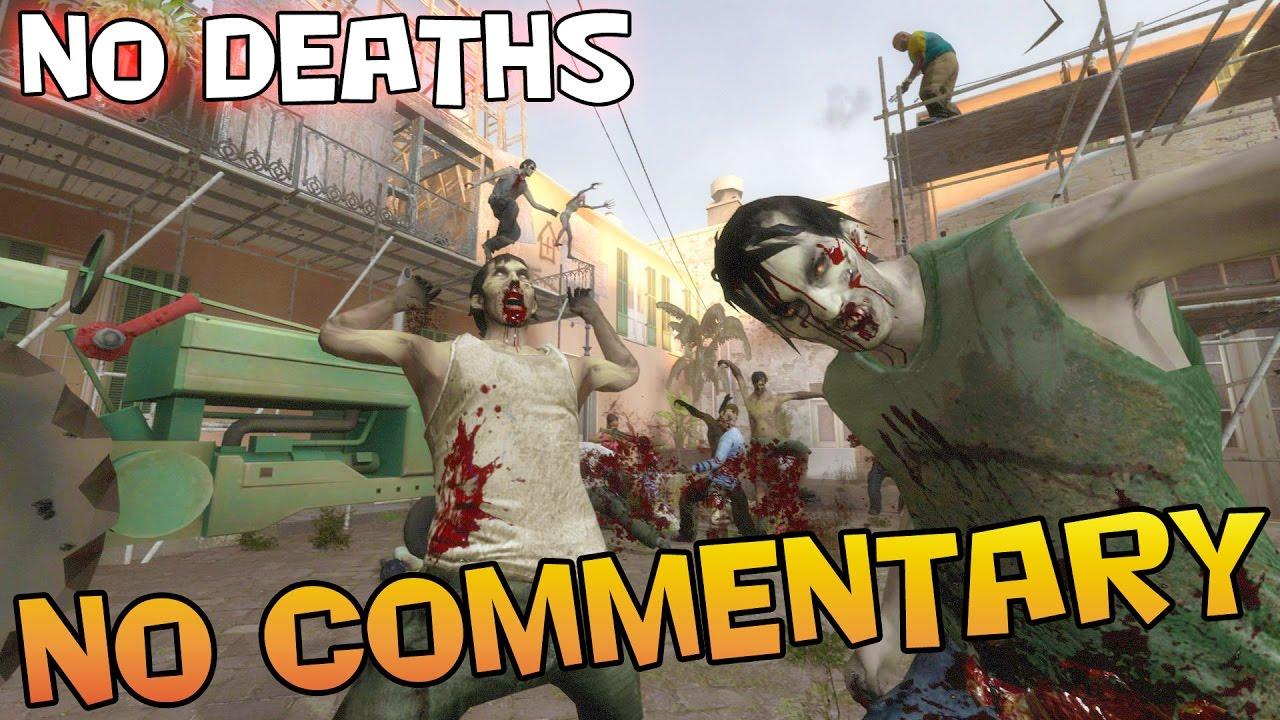 Left 4 Dead 2: CRASH COURSE - Full Walkthrough 【NO Commentary】 - YouTube