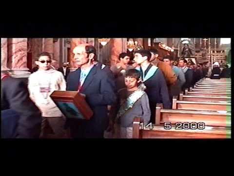 san francesco e san nicola in cattedrale Castellaneta anno 2000