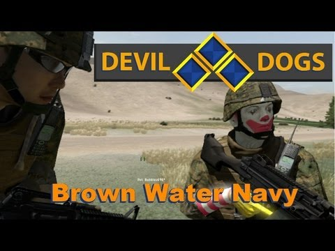 ArmA 2 : Brown Water Navy