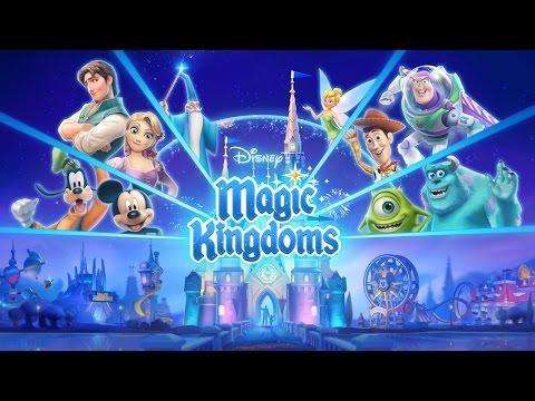 Disneymagickingdoms crea tu parque de atracciones for Crea tu mural disney