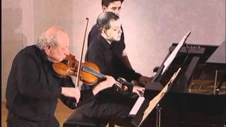 Brahms - Sonata op. 108, third movement - Un poco presto e con sentimento