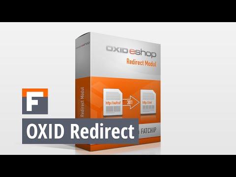 OXID Modul Redirect Tutorial