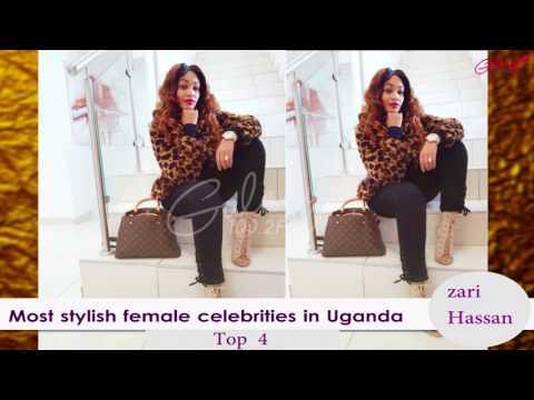 Top stylish female celebrities in Uganda