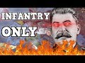 Infantry Only In Hearts Of Iron 4 The Soviet Strategy HOI4 Challenge mp3