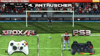 FIFA 13 - ELFMETER TUTORIAL - [ XBOX 360 - PS3 - PC ] DEUTSCH - HD