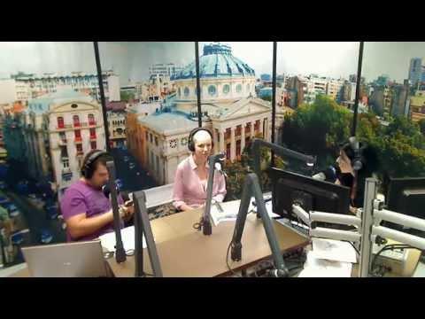 Anca Pop La Bucuresti FM