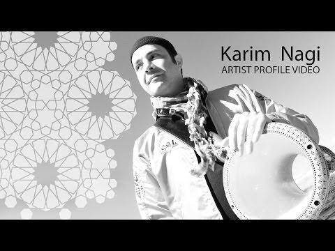KARIM NAGI : Artist Profile : Arab musician & folklorist documentary