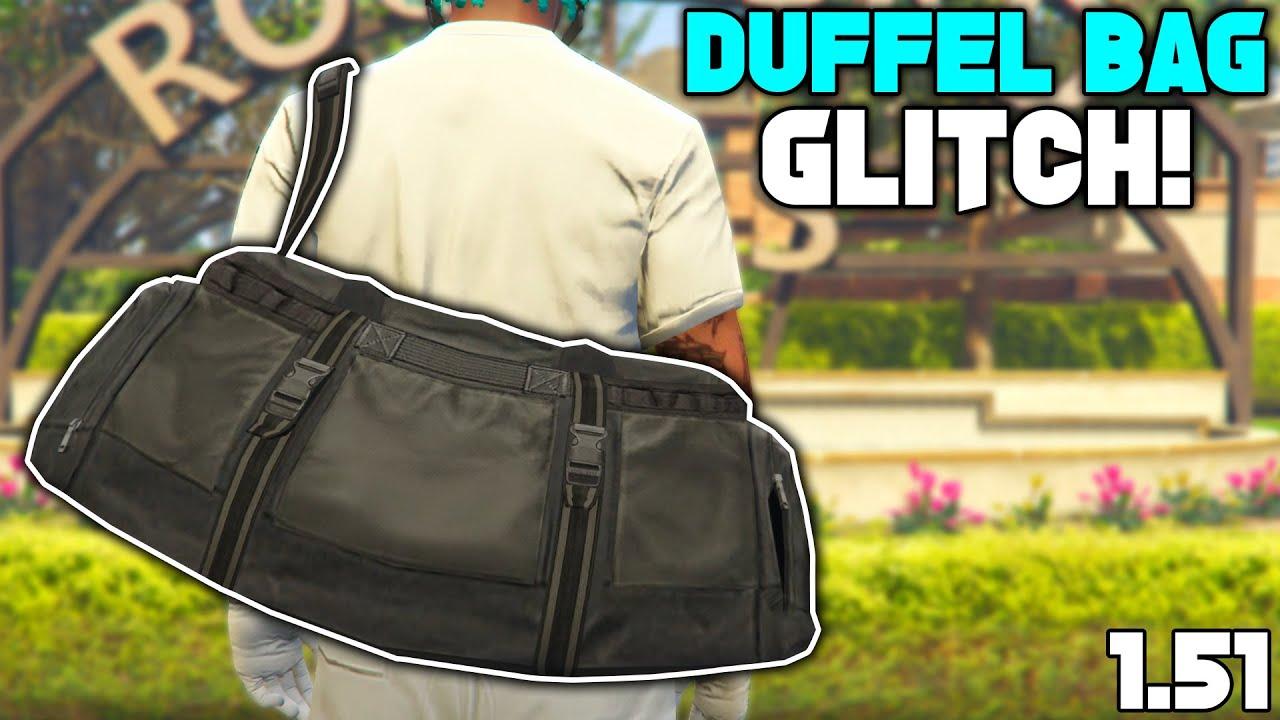 Download Easiest Method On How To Get The Duffel Bag In Gta 5 Online 1.52!