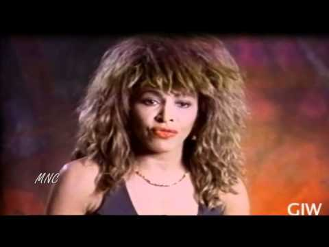 Tina Turner talks about David Bowie & performing with Mick Jagger