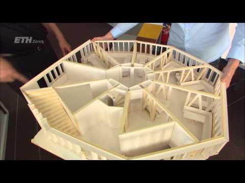 Bauen aus Leidenschaft - Andrea Deplazes, Professor für Archkitektur ETH Zürich