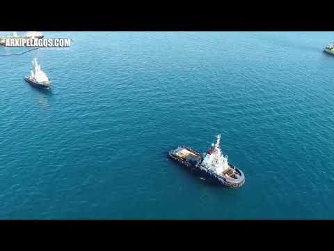 AGIA ZONI II - Chemical/Oil Products Tanker  (SHIPWRECK)