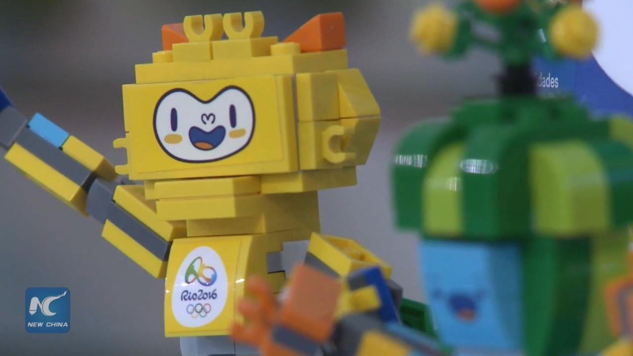 Olympic souvenirs made in China the best selling attraction at Rio