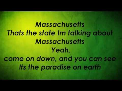 Ylvis - Massachusetts ( Lyric Video) HD