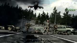 Call Of Duty 4:. Game Over! (in Arcade mode) Hardened!