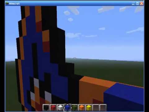 Minecraft Pixel Art Dracaufeu Youtube