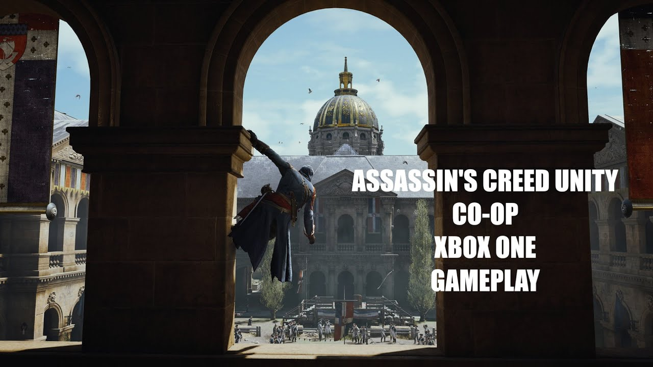 Choreography Achievement in Assassin s Creed Unity