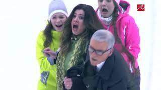 رامز جلال | إنهيار رانيا فريد شوقي وبكاء هستيري في مواجهة دب رامز تحت الصفر thumbnail