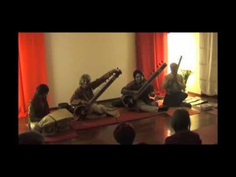 Concerto di Musica Classica Indiana - Ayurvedic Point