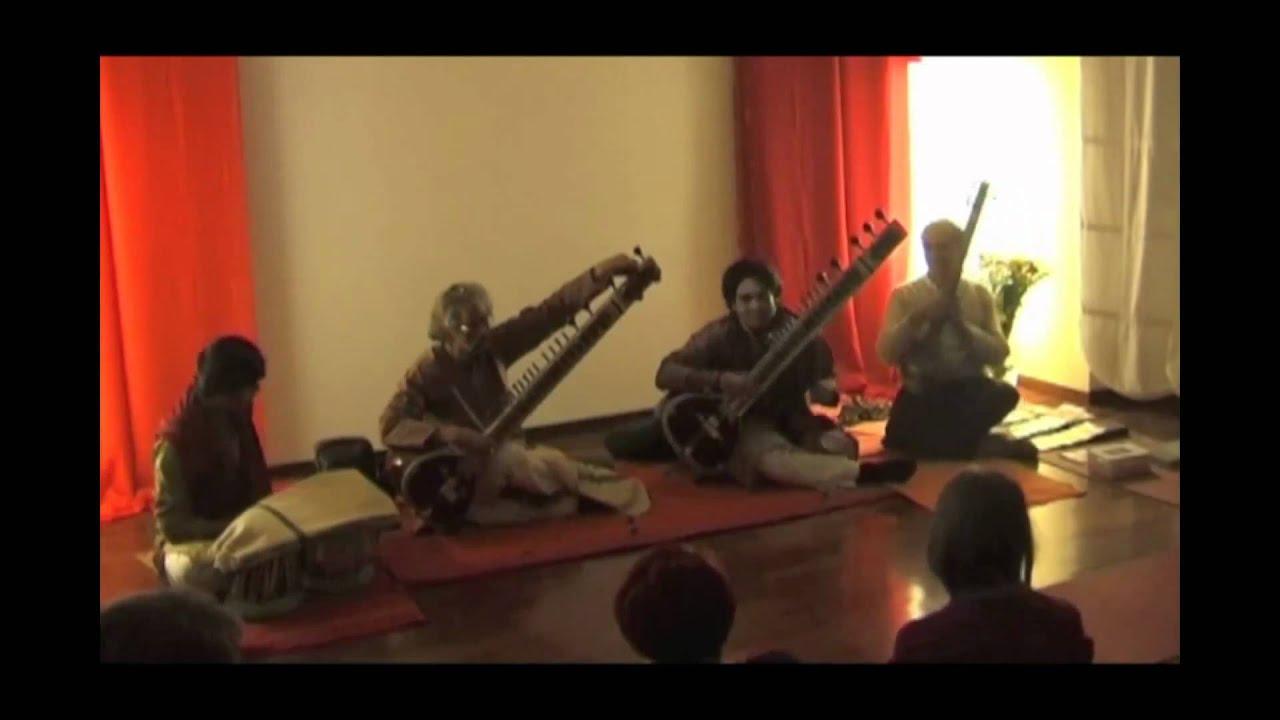 Concerto di musica classica indiana ayurvedic point for Musica classica