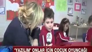 Bilişim ve Yazılım Eğitimi- KanalD Haber 13/12/2014 Tarihli Haber