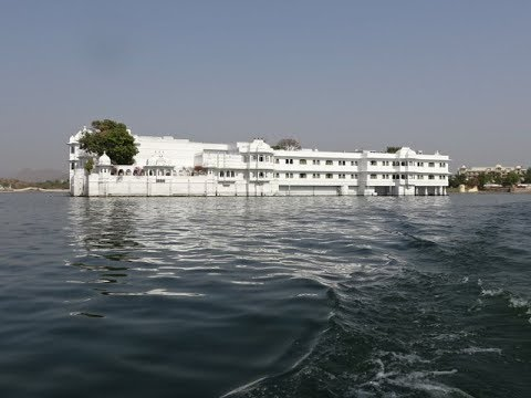 Taj Lake Palace, Udaipur, Rajasthan, India