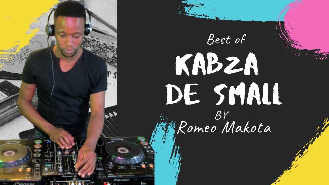 BEST OF KABZA DE SMALL - I AM THE KING OF AMAPIANO ALBUM MIX | 07 JULY 2020 | BY ROMEO MAKOTA