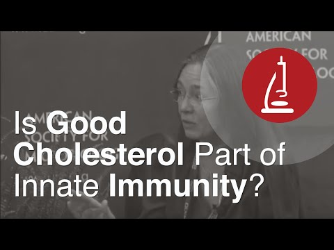 Good Cholesterol: Part of Innate Immunity? - ASM Live 2013