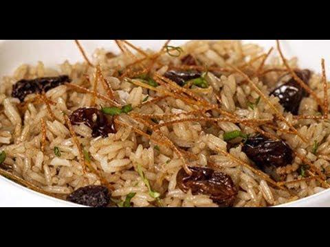 tipos de preparacion de arroz arabe