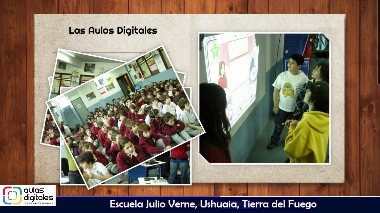 12 años empoderando y transformando la educación, Escuela Julio Verne, Ushuaia, Tierra del Fuego.