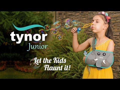 Tynor - Junior range - Orthopaedic products that children can flaunt