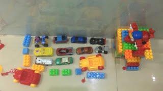 [Hoàng Gấu] Bộ đồ chơi Blocks