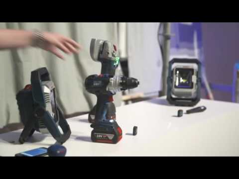 Bosch Blue Innovation Summit 2016 – Bosch Power Tools relies on networking
