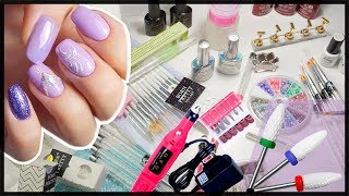 MANICURE on Chinese materials / Highlights Goods for MANICURE with CHINA GearBest /