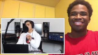 Back in Action🔥💯   Thank U, Next, Drip Too Hard & Sunflower   Alex Aiono Mashup   REACTION!!!