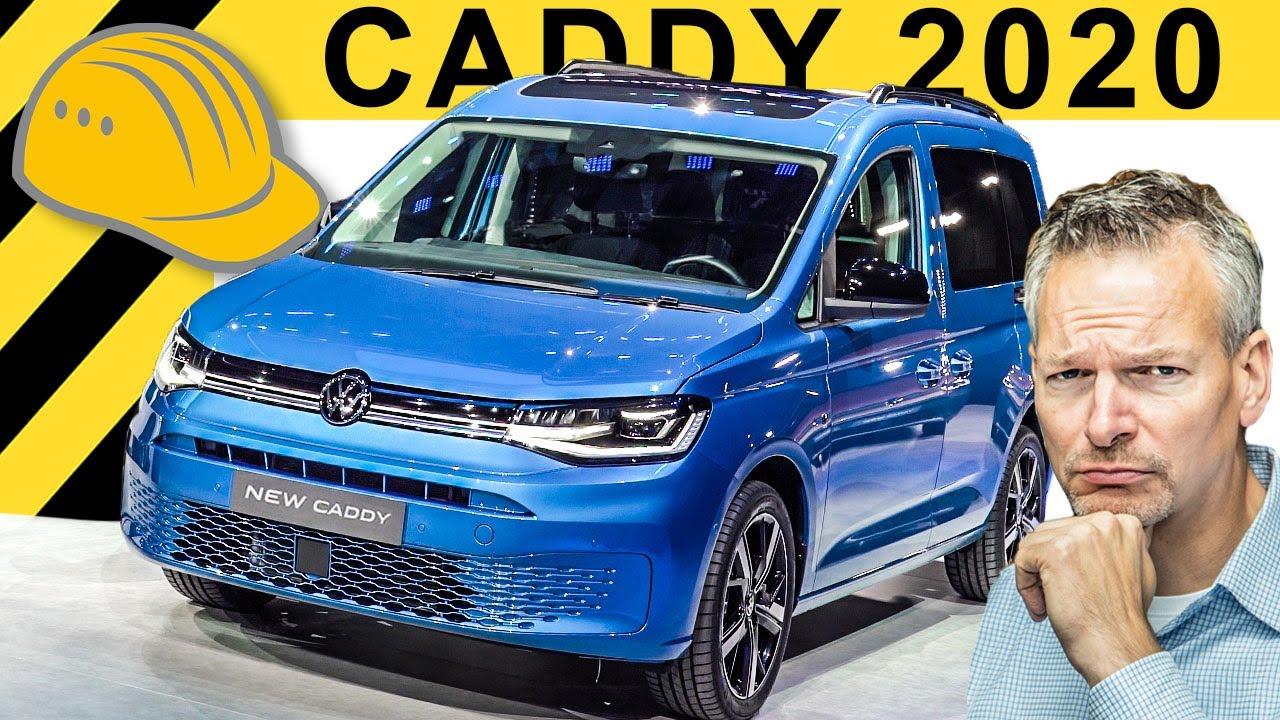 2020 VW Caddy History
