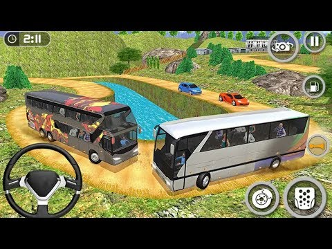 Coach Bus Simulator 2018 Mobile Bus Driving Game | Bus Transporter Games Download - Game Downloading