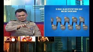 Begini Rekayasa Lalu Lintas Car Free Night Jakarta Di Tahun Baru 2019 Part 01   Intermezzo 31/12