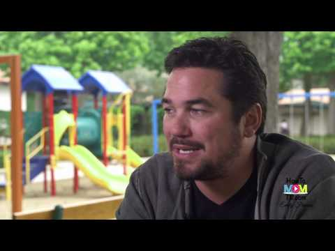 Actor Dean Cain Talks About Being a Single Parent and a Father's Rights