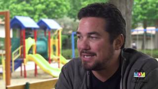 Actor Dean Cain Talks About Being a Single Parent and a Father