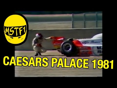1981 Caesars Palace Grand Prix – Mystery Science Theater F1