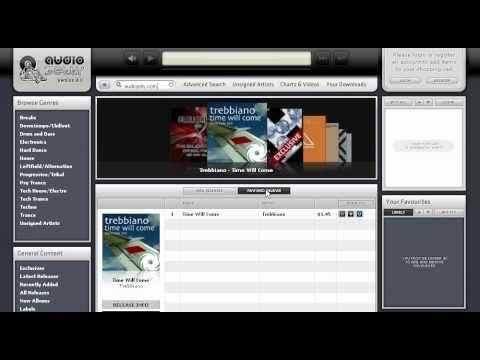 Top 6 online digital music storesavi