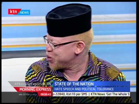 Millie Odhiambo and Isaac Mwaura exchange bitter words over elections