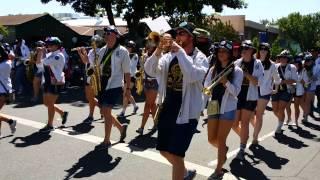 UC Davis Picnic Day 101 - Aggies Parade - April 18, 2015