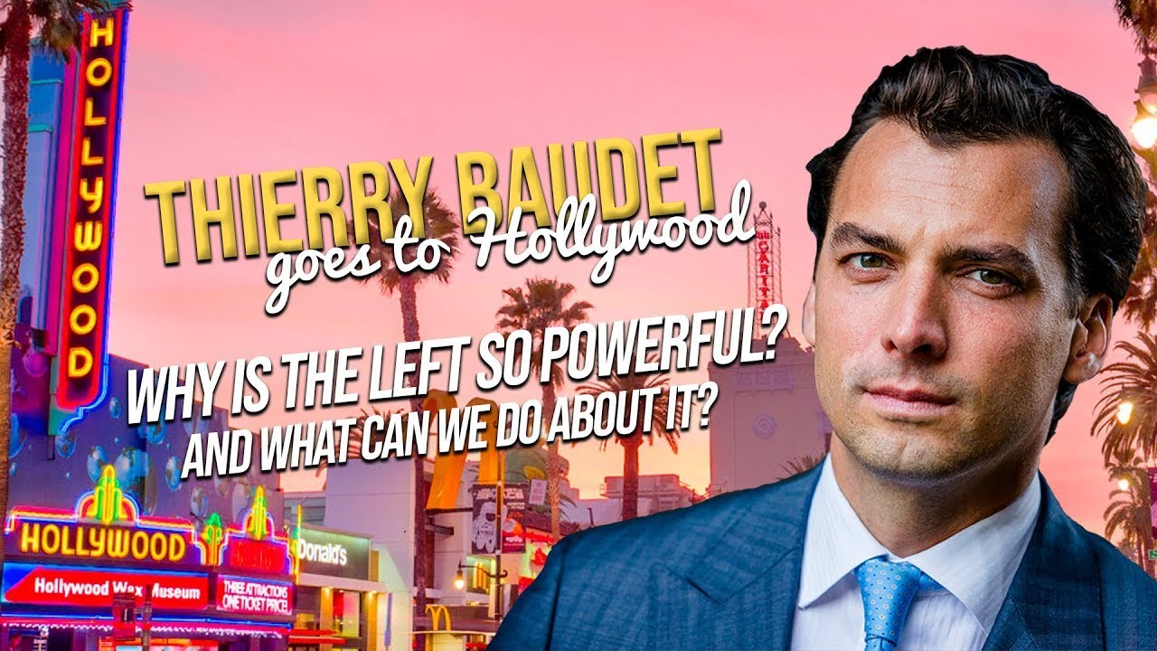 Why Is The Left So Powerful?! And What Can We Do About It? Thierry Baudet in LA