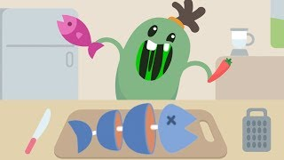 Fun Kitchen Cooking Games - Let's Play Dumb Ways JR Boffo's Breakfast Funny Ways To Cook Yummy Food