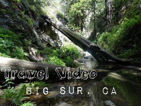 Travel Video: Big Sur, California