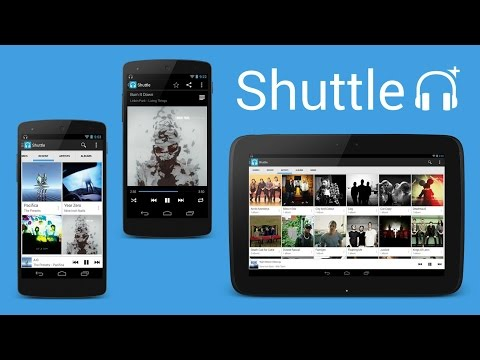 Shuttle: Best Music Player On Android [Free]