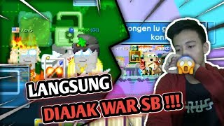 SCAM PRANK PHOENIX WINGS , SADIS SAMPE WAR SB OMG!! #4 | GrowTopia